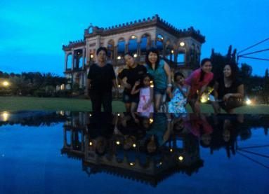 Trip to Ruins Talisay